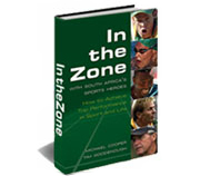 "Our first book - ""In the Zone"""
