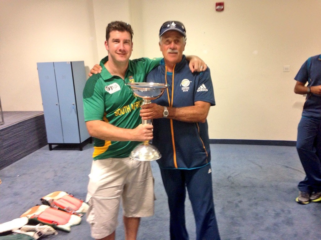 Me and Coach and Trophy (Copy)