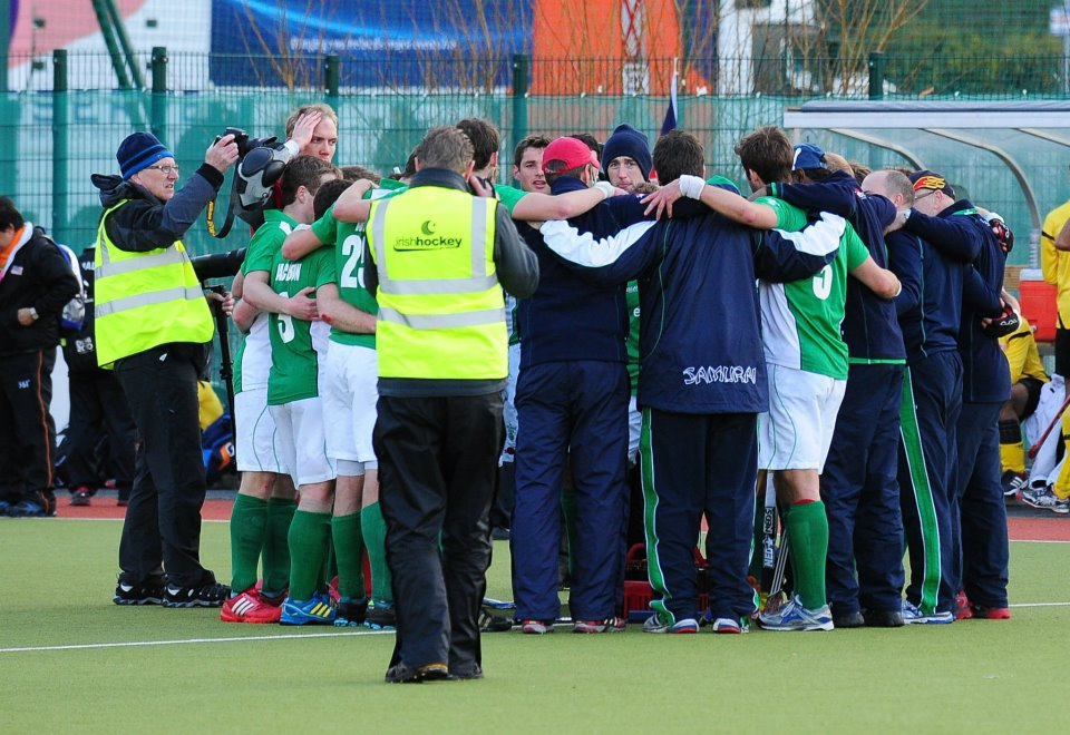 Ireland Huddle 2 OQT